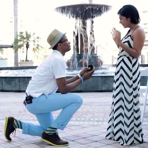 8 Amazing Proposal and Wedding Videos That Will Make You Feel Things