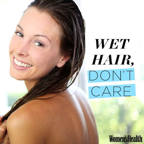 7 Gorgeous Ways To Style Wet Hair