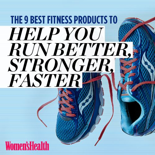 The 9 Best Fitness Products to Help You Run Better, Stronger, Faster