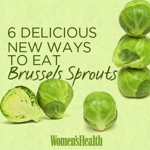 6 Delicious New Ways to Eat Brussels Sprouts