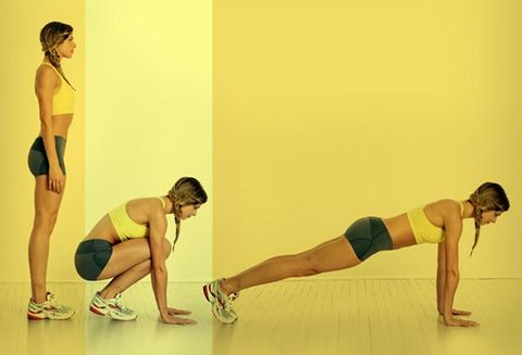 The Ultra-Intense Workout Move That Burns Fat Fast