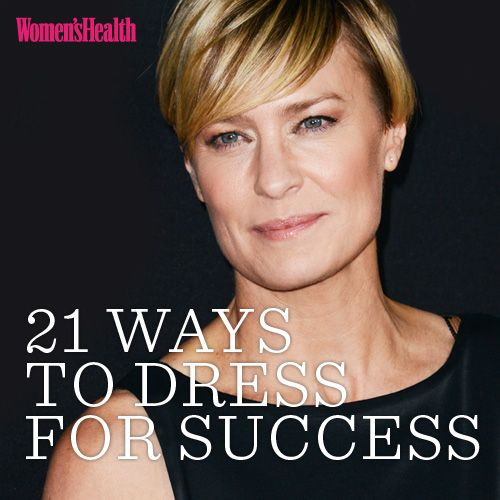 21 Stylish Ways to Dress for Success