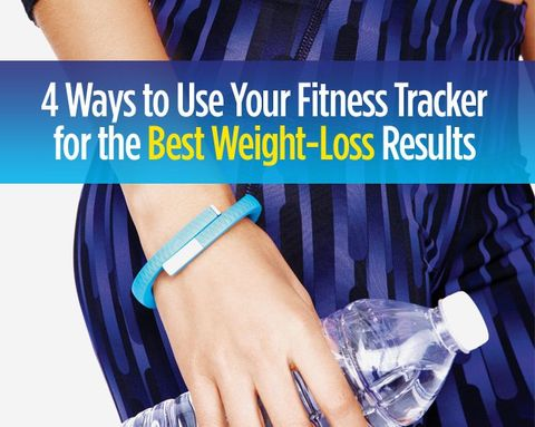 4 ways to use your fitness tracker for the best weight loss results