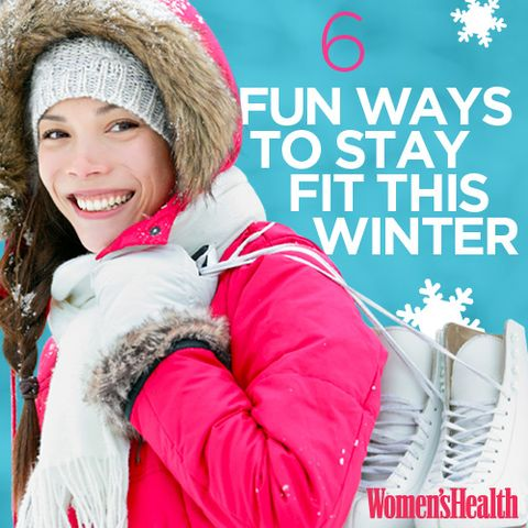 6 Fun Ways to Stay Fit This Winter