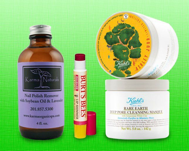 8 Amazing Green Beauty Products