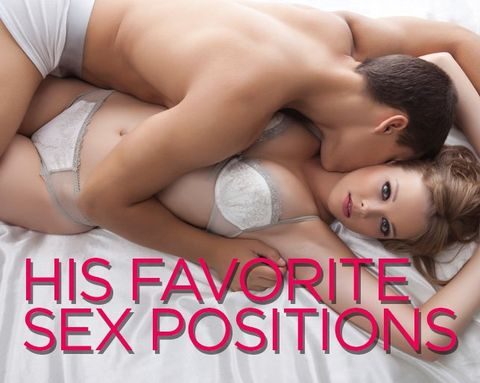 We Asked Over 800 Men About Their Favorite Sex Positions
