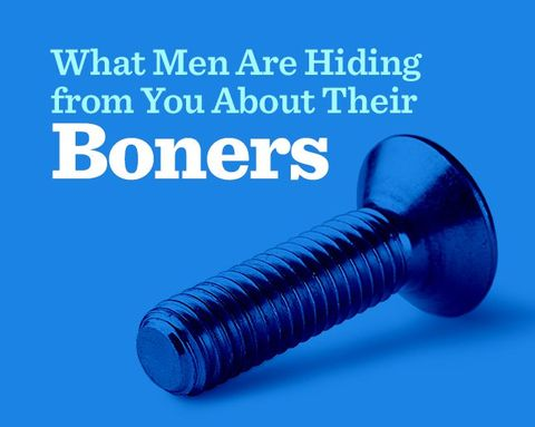 6 Embarrassing Secrets Men Don't Tell You About Their Boners