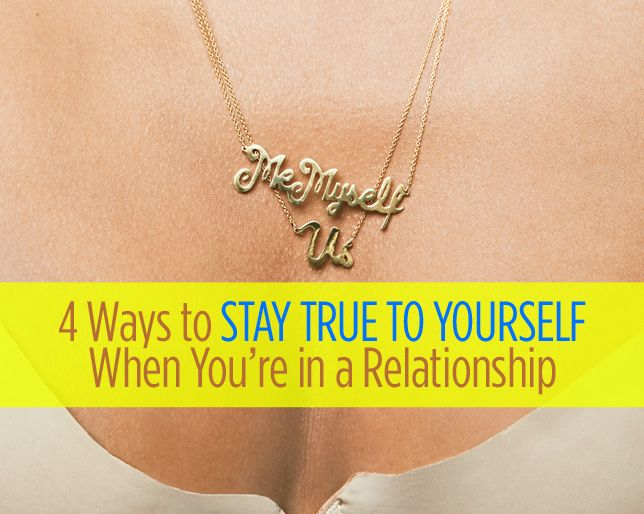 When to stay in a relationship