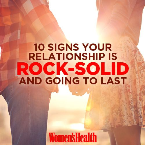 10 Signs Your Relationship Is Rock-Solid and Going to Last