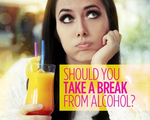 Should You Take a Break from Alcohol?