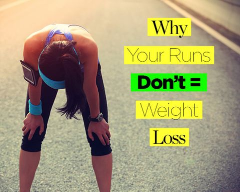 8 Weight-Loss Mistakes Runners Make