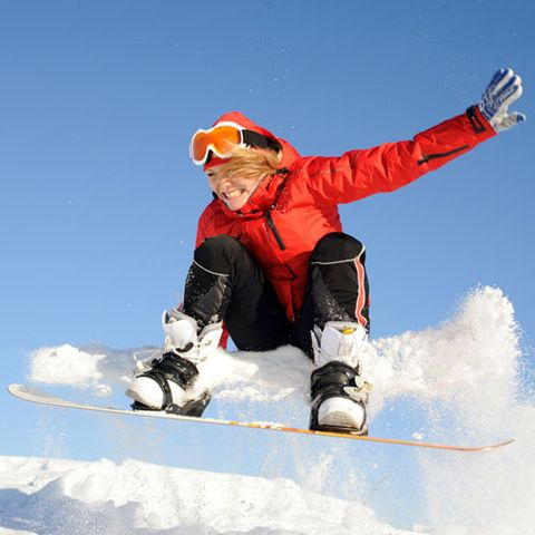 Take Up a Winter Sport