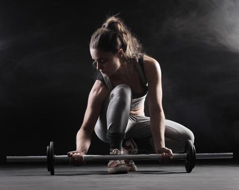 You've Probably Never Used a Barbell Like THIS