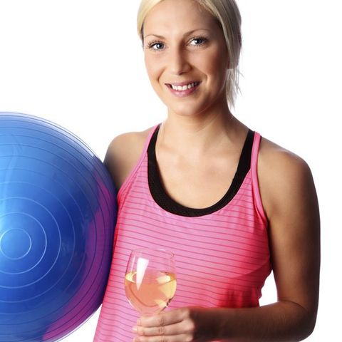 Is It Okay to Exercise After One Glass of Wine?