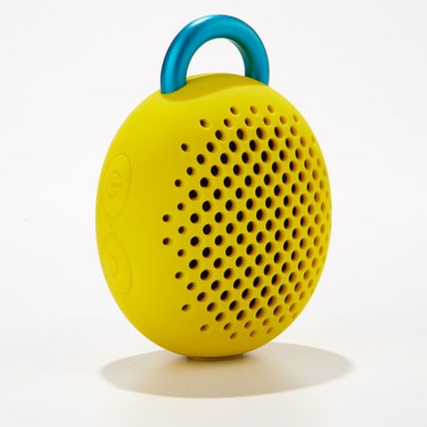 A Ready-to-Go Speaker