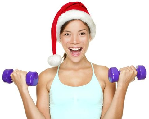 Your Holiday-Themed Workout Playlist