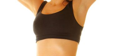 Lose Weight: Woman Doing Yoga