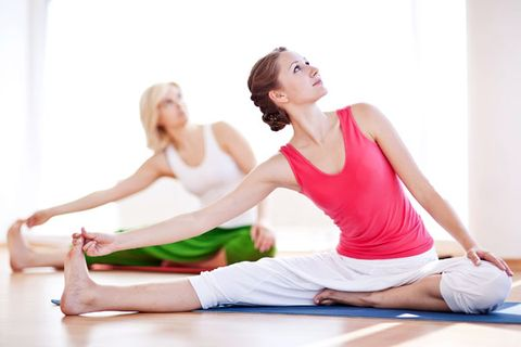 does yoga really help you lose weight