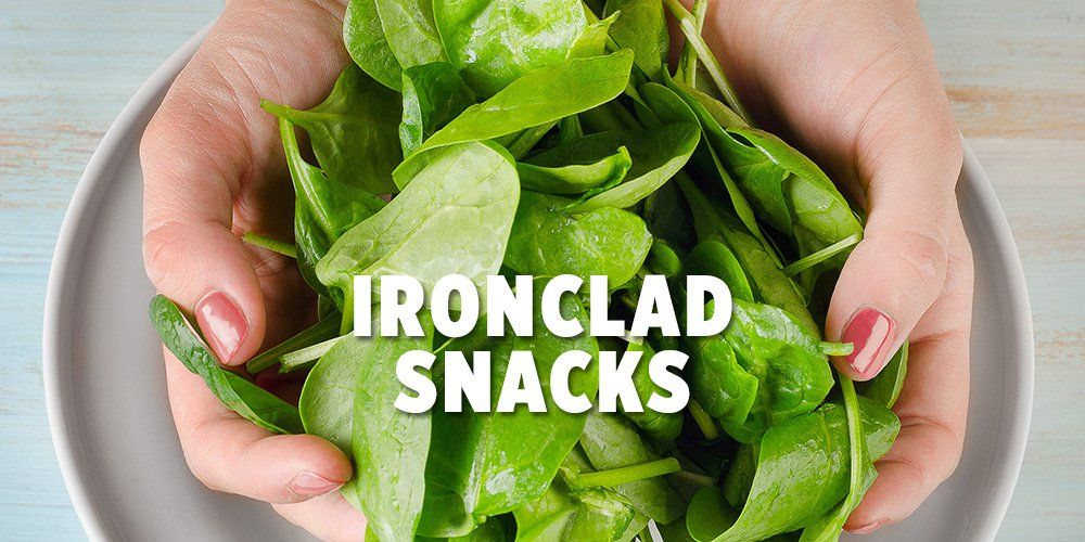 7 Foods That Pack More Iron Than a Serving of Red Meat