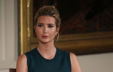 Ivanka Trump Post-Partum Depression
