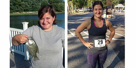jenn byrd weight loss
