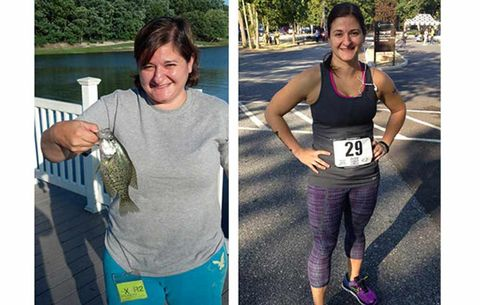 running 5k daily weight loss