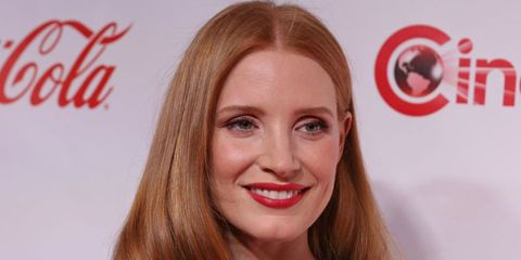 jessica chastain spanked sexual harassment hollywoood
