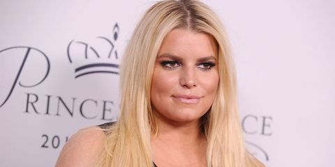 jessica simpson is mommy-shamed for letting her daughter wear mac lipstick