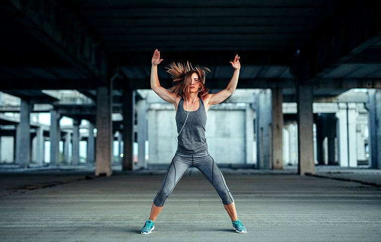 Jumping Jacks For Cardiorespiratory Endurance