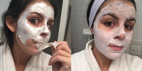 k beauty masks memebox i dew care skin care product review