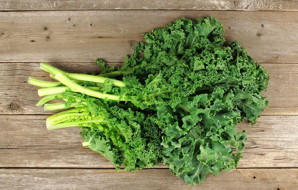 Side effects of kale juice