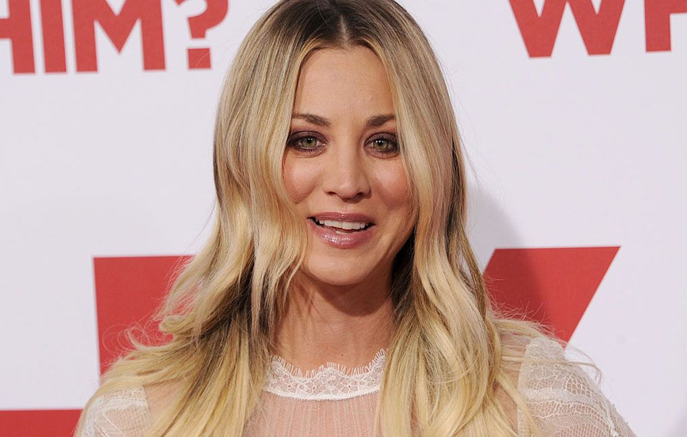 Kaley Cuoco Shares Favorite Dr Lancer Product Womens Health