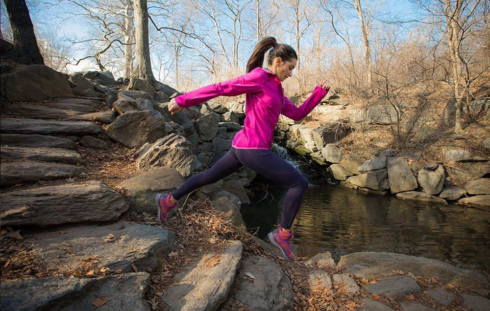 5 Outdoor Workouts That Beat A 3-Mile Run