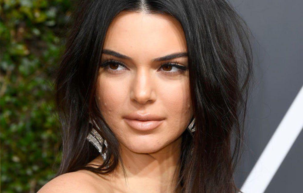 Kendall Jenner Responds To Golden Globes Acne Critics | Women\'s Health