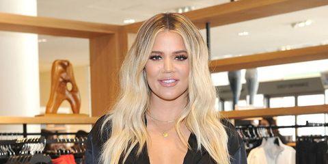 Khloe Kardashian pregnancy pillow
