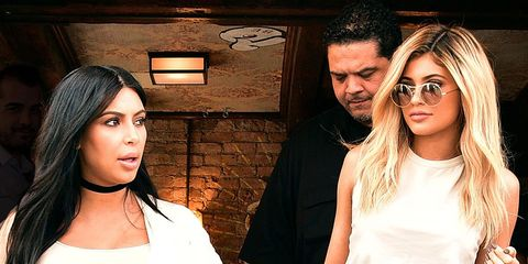 Kim Kardashian and Kylie Jenner surrogacy conspiracy