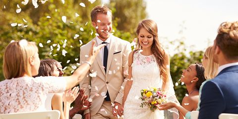 What women wish they knew about marriage before their weddings