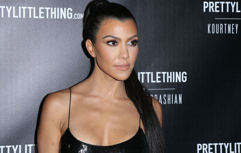 Kourtney Kardashian's 5-Year-Old Daughter Dyed Her Hair—What Do You Think?