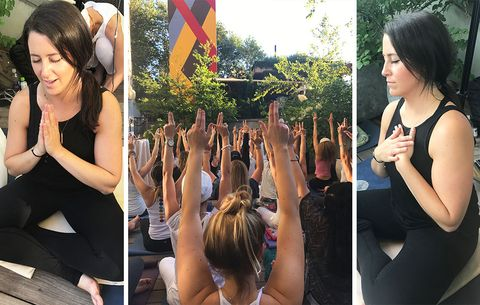 I Tried Kundalini Yoga With THE Guru—Here's What Happened'   Women's