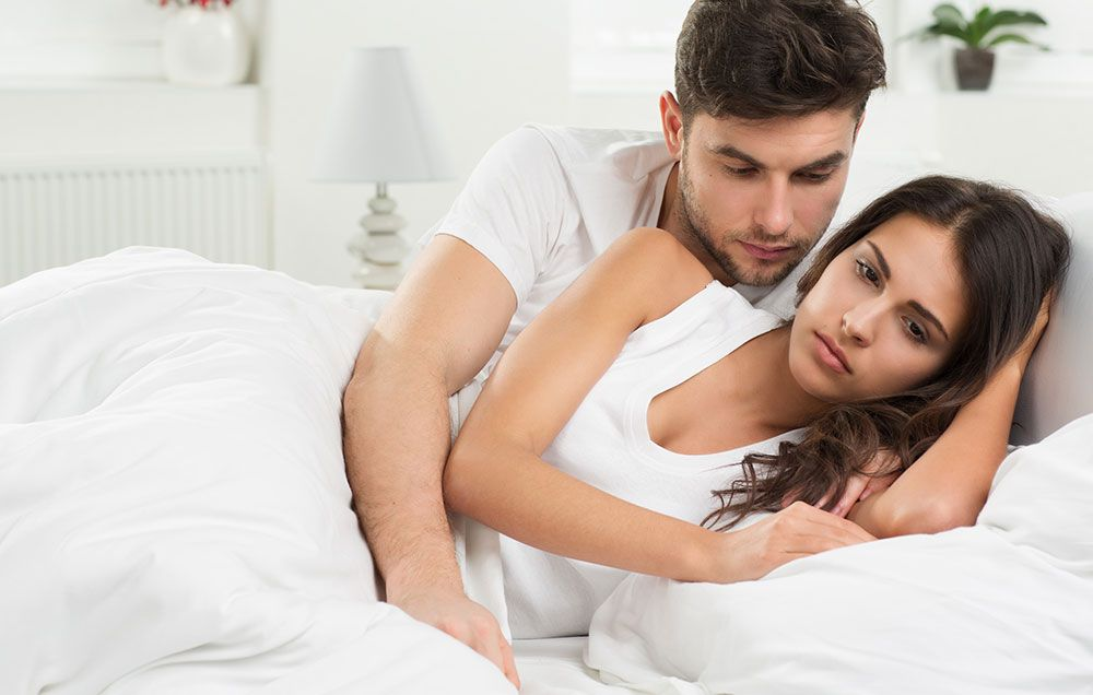 Womens lack of interest in sex