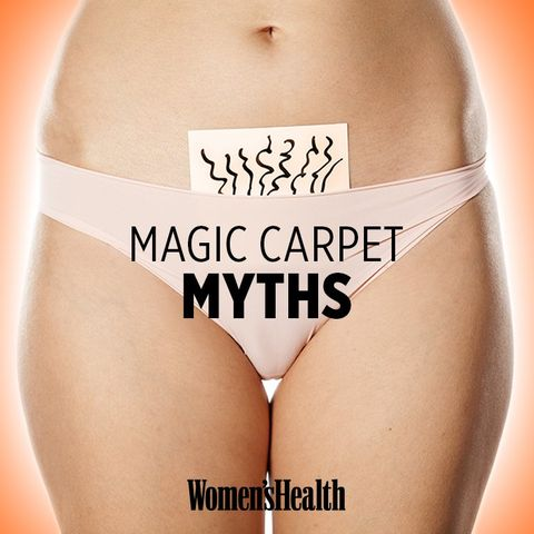 Pubic Hair Myths