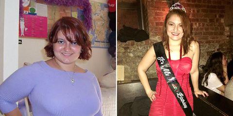 Irina Gonzalez weight loss success story