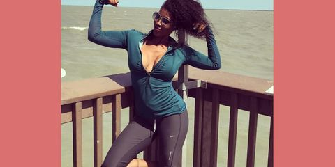 Alejandra Mace fitness transformation
