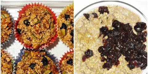 healthy breakfasts overnight oats