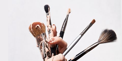 Makeup mistakes giving you acne