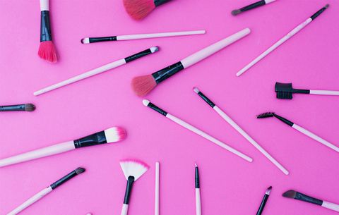 Here's How You Should Be Using Every Brush In Your Makeup Brush Set