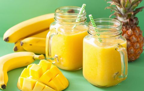 This Gorgeous Smoothie Is Perfect For Your Next Post-Yoga Brunch