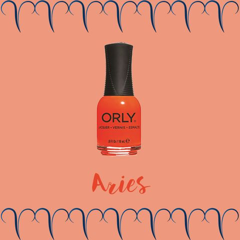 best manicure for zodiac sign