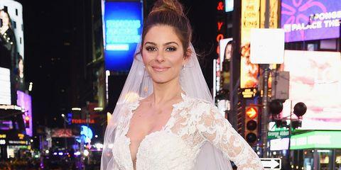 Maria Menounos wedding