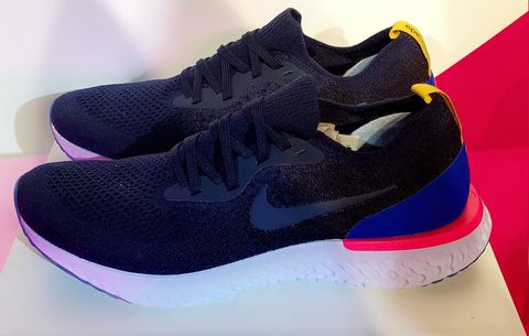 05f3029eef7 Nike Epic React Flyknit Review | Women's Health